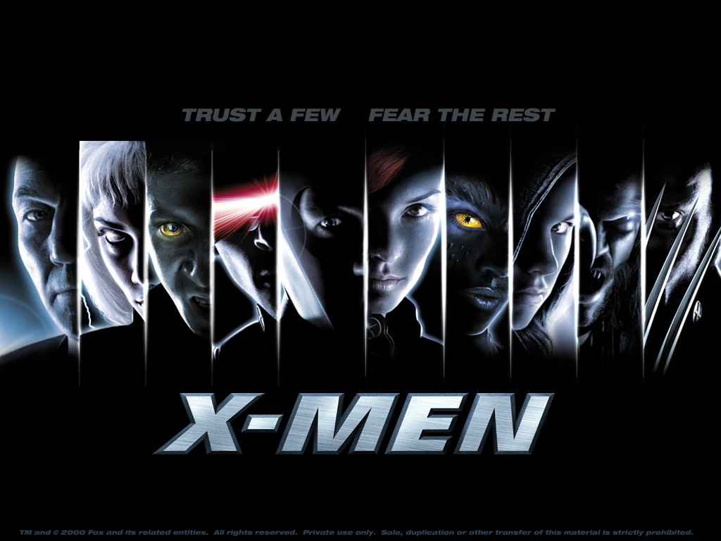 X Men   X Men Wallpaper 58082 1024x768