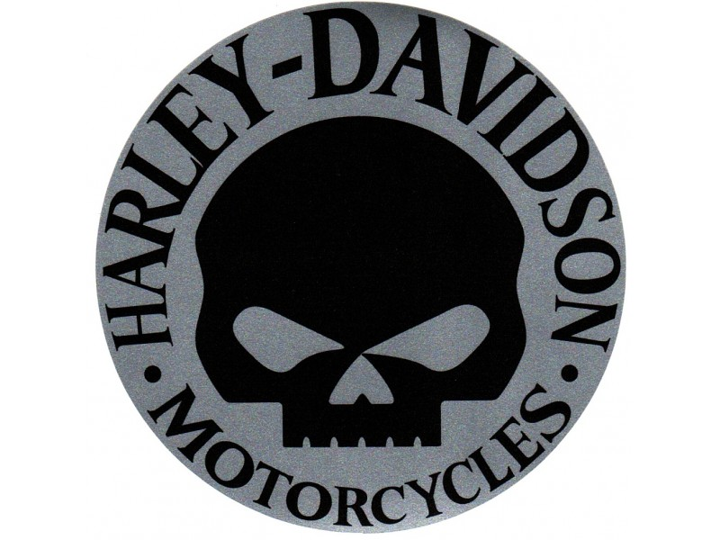 Harley Davidson Willie G Skull Logo 800x600