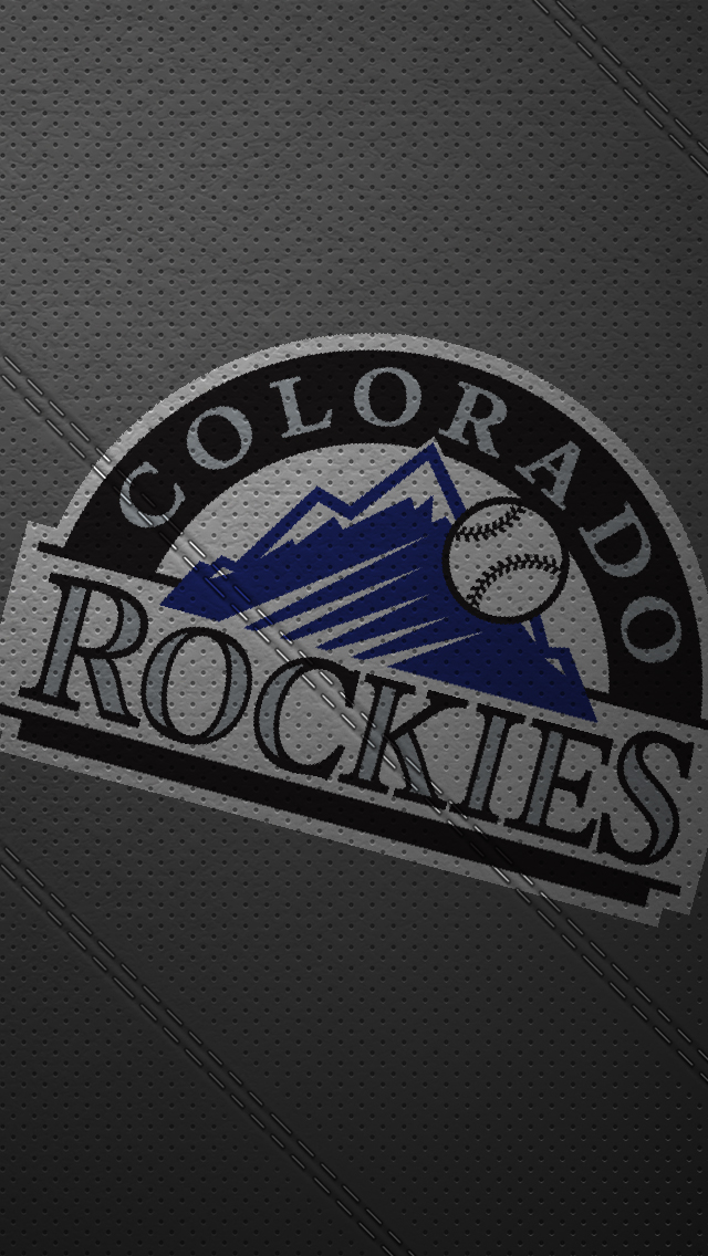 Colorado Rockies iPhone 5 Wallpaper 640x1136 640x1136