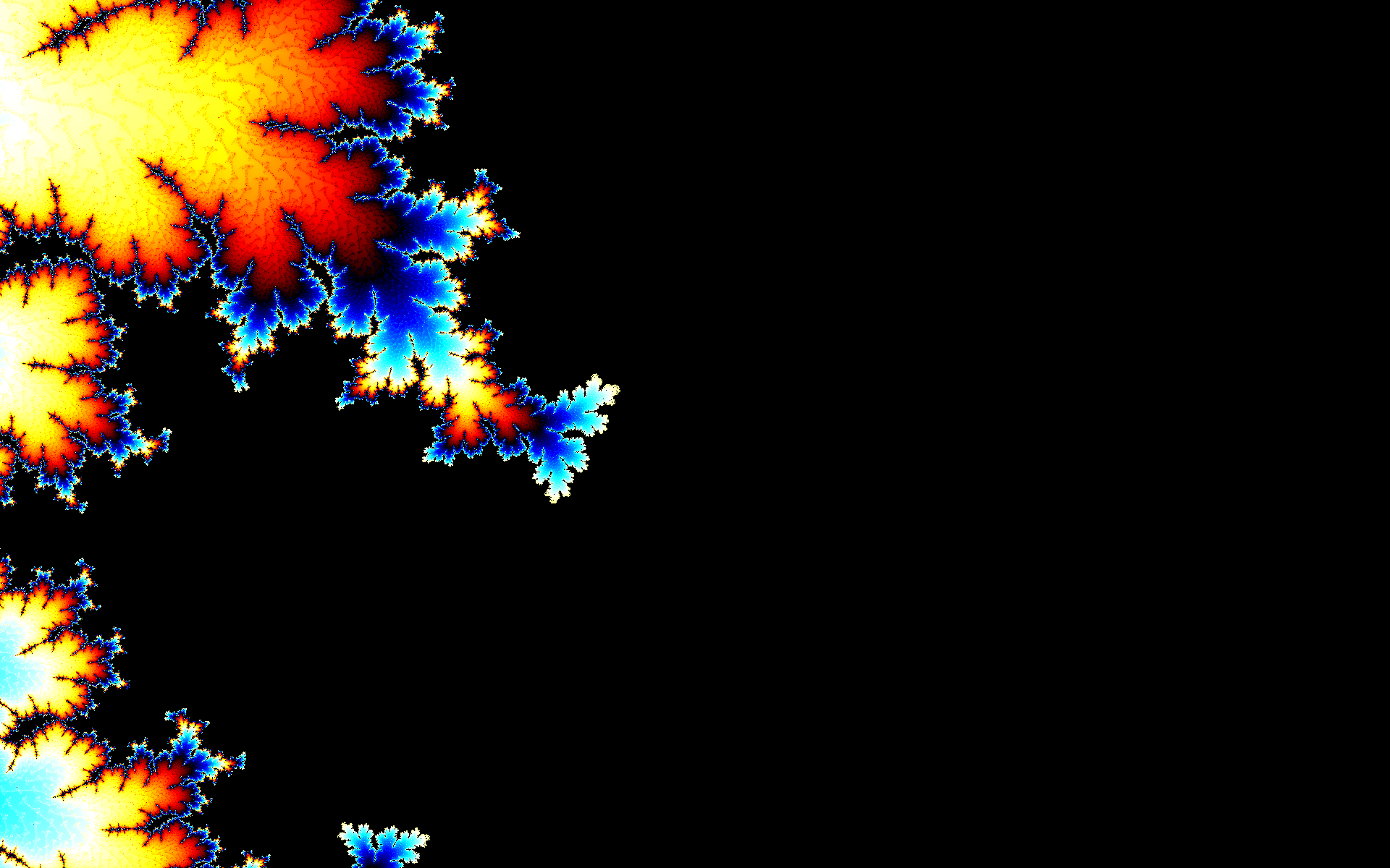 Abstract Fractal Wallpaper Background Pictures to like or share 1920x1200