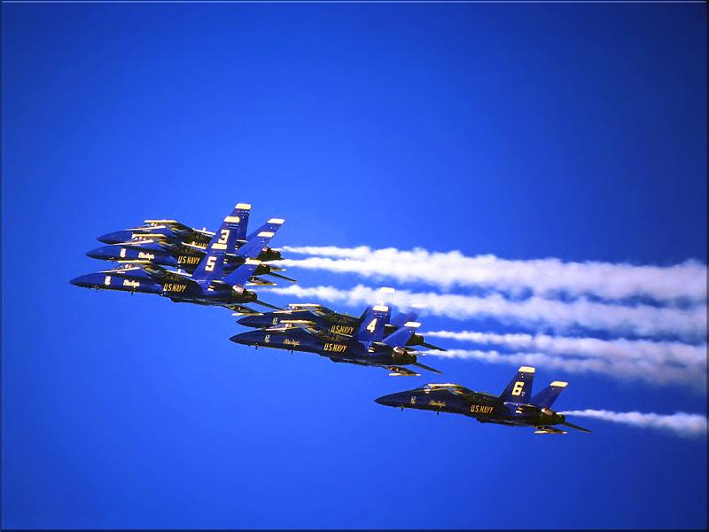 Jet Blue Angels Wallpaper Backgrounds 800x600