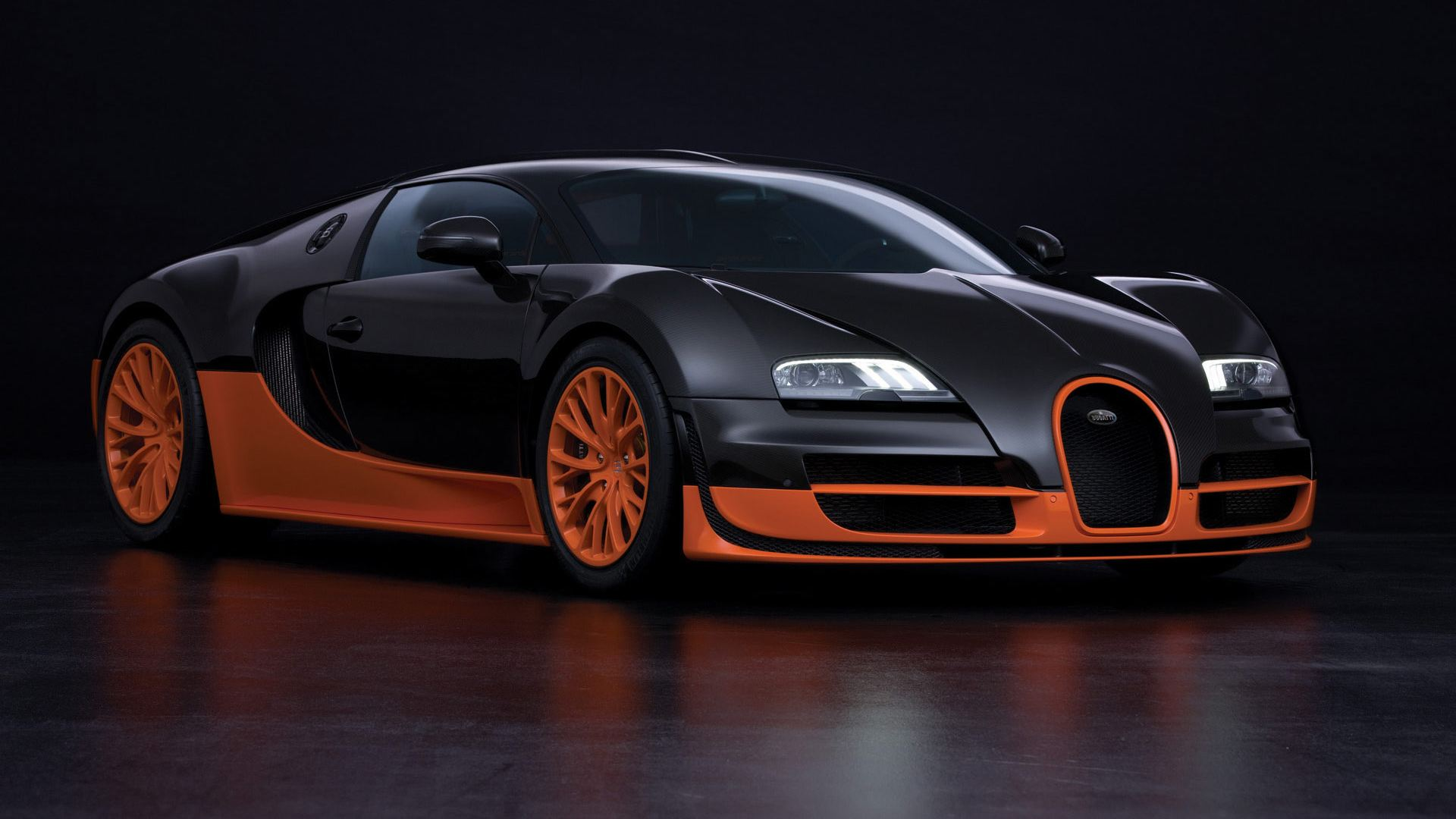 HD Bugatti Wallpapers For Download 1920x1080