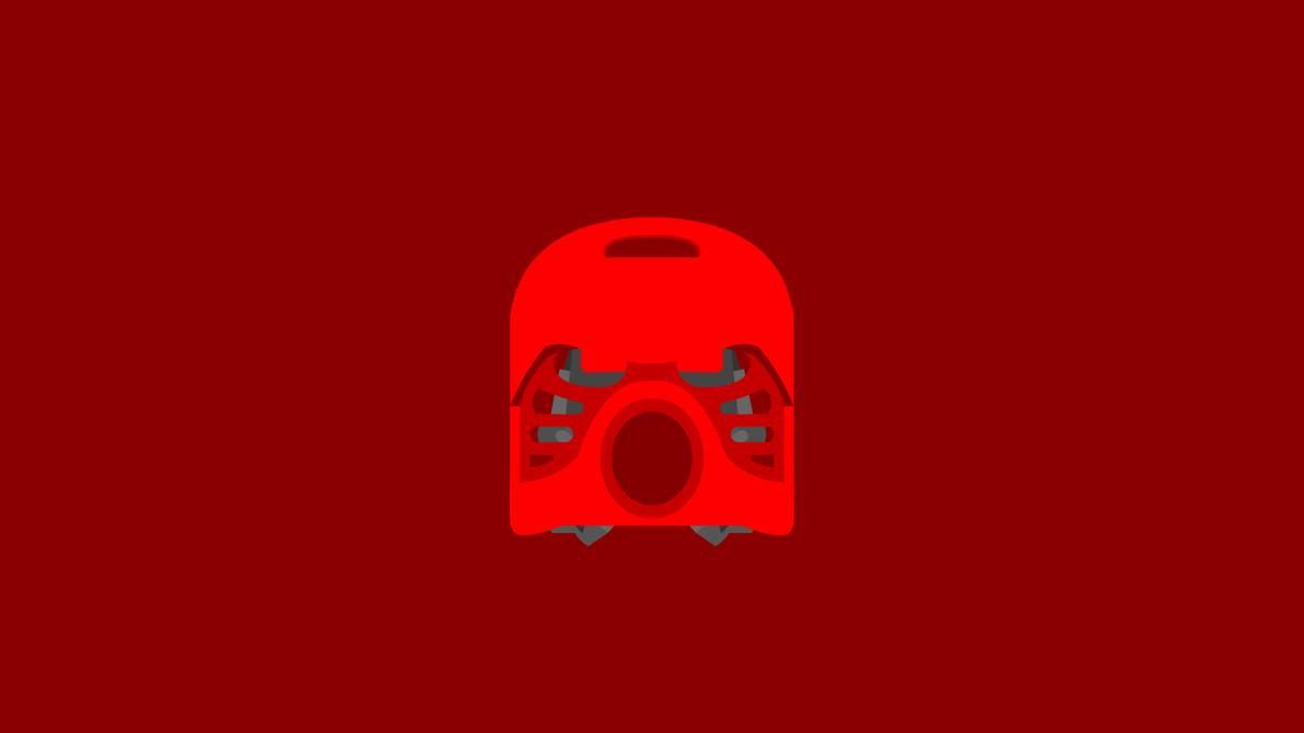 Tahu w Metru Red Background Wallpaper by Makuta sama 1192x670