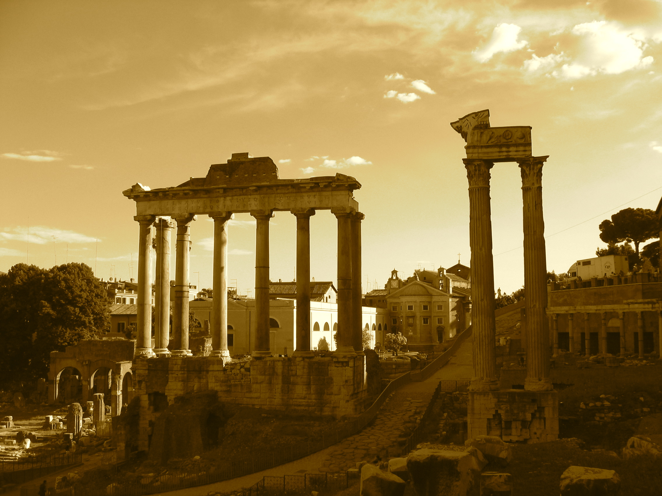 Free Download Ancient Rome Wallpaper 2272x1704 For Your