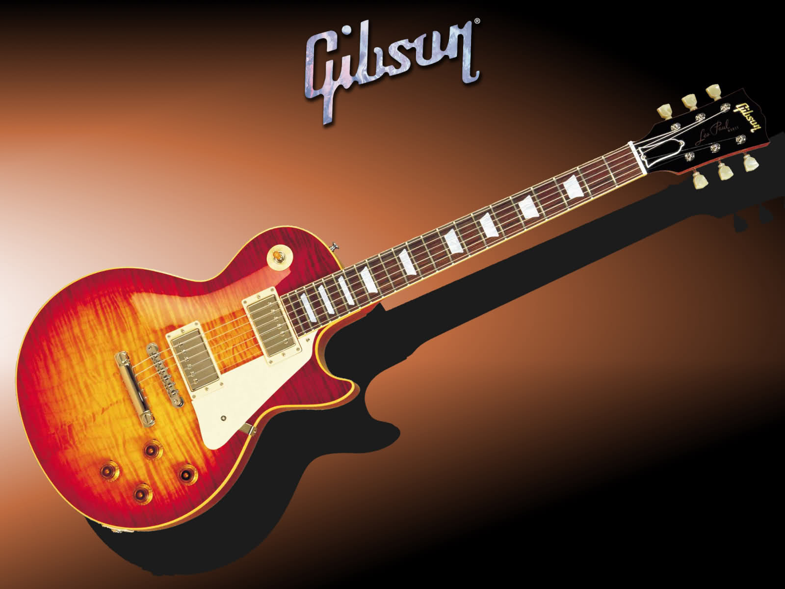 gibson guitar wallpapers free wallpapersafari