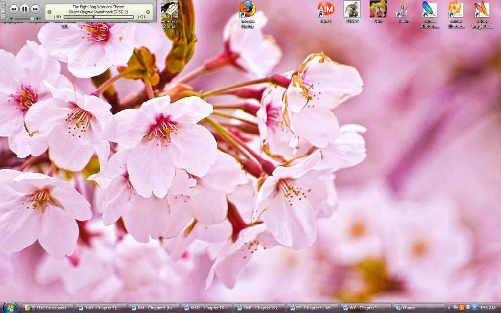 cherry blossom wallpaper anime cherry blossom wallpaper 1024x640