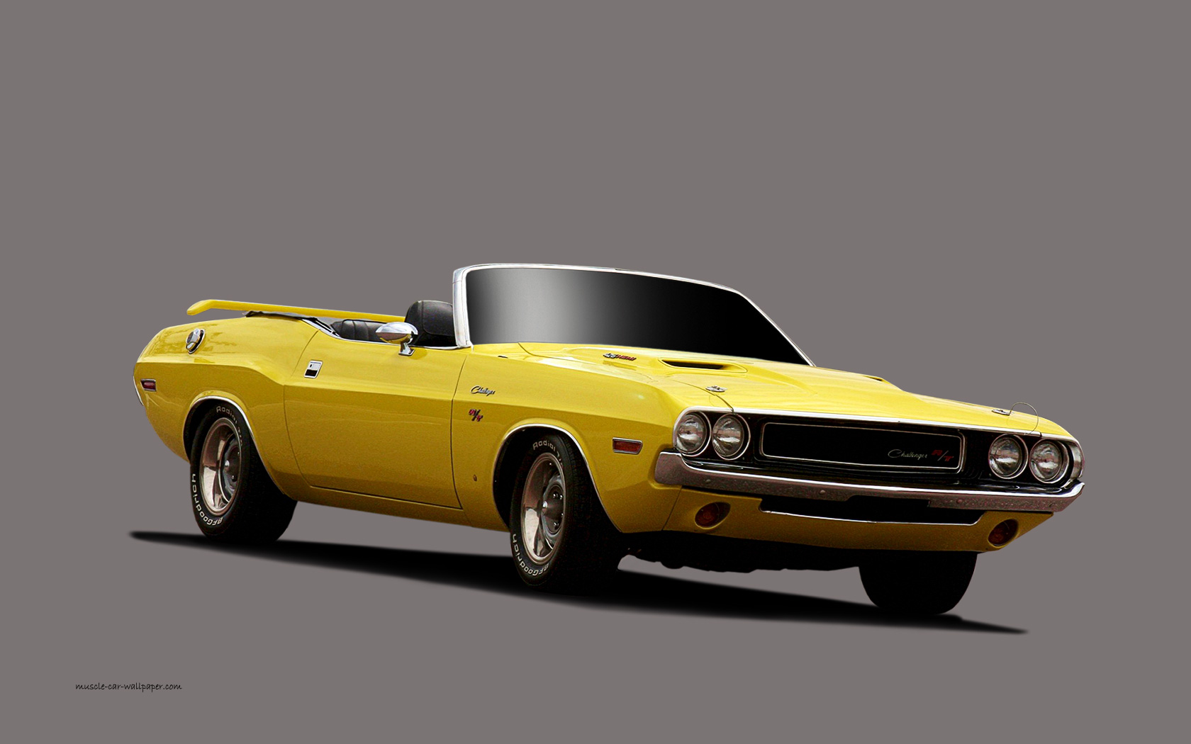 1970 Dodge Challenger Wallpaper Picture High Resolution 1680 02 1680x1050