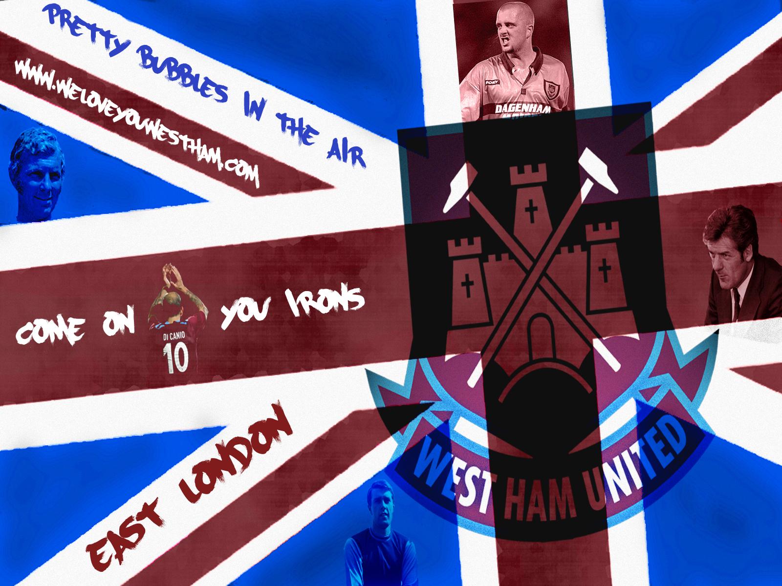 West Ham Wallpapers Free Download - WallpaperSafari