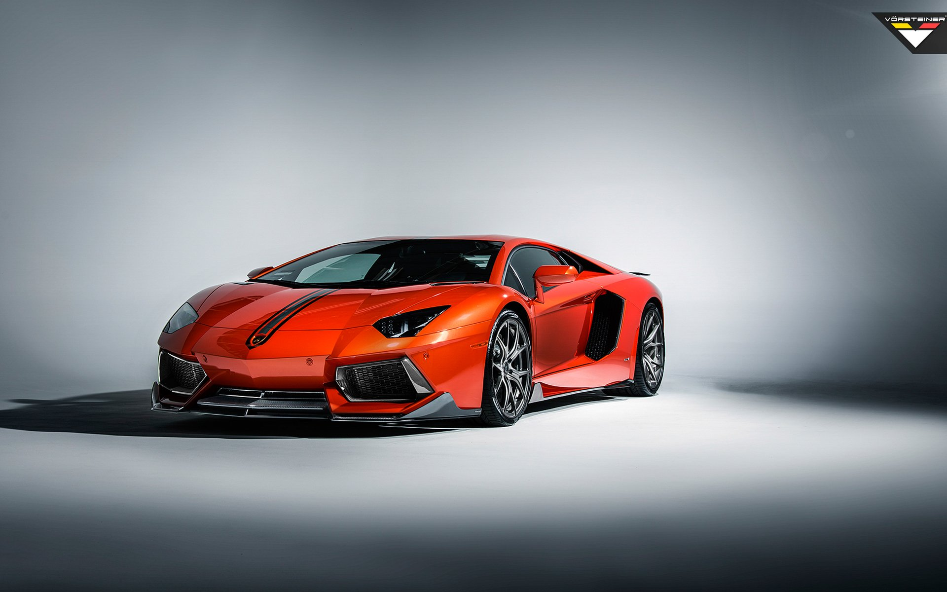 2014 Lamborghini Aventador V LP 740 by Vorsteiner Wallpapers HD 1920x1200