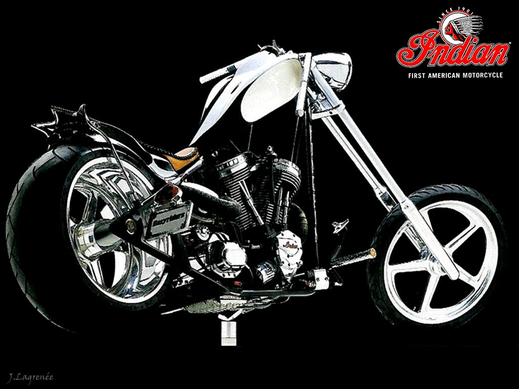 Indian Motorcycles wallpaper de horoduj provenant de Indian 1024x768