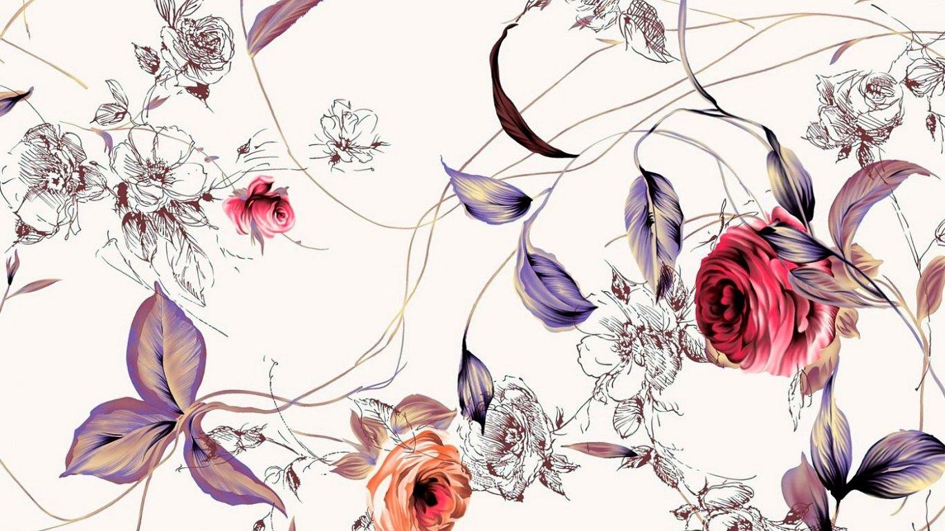 48 Roses Wallpaper Designs On Wallpapersafari