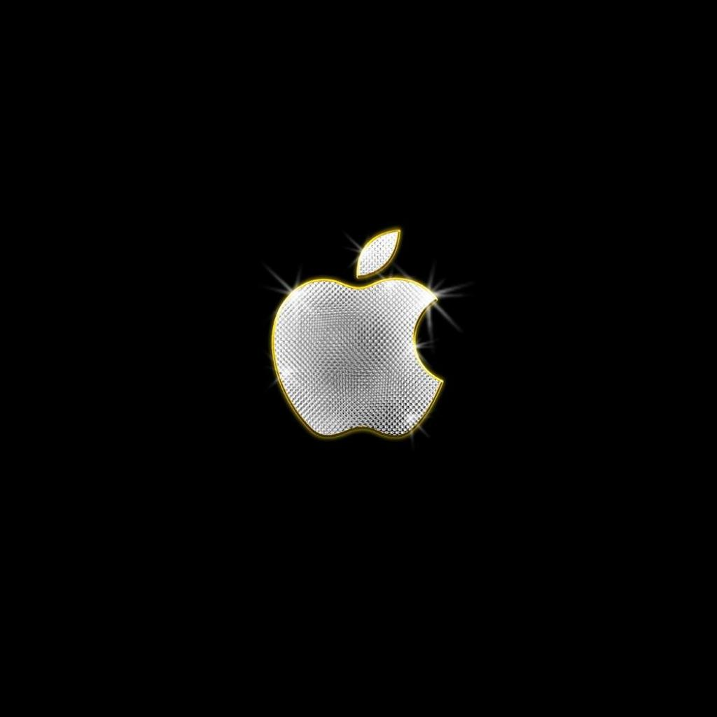 Apple Logo iPad N005 iPad Wallpapers iPad Backgrounds HD Wallpaper 1024x1024