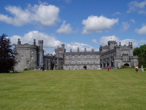 free ireland kilkenny castle screensaver screensavers download ireland 500x375