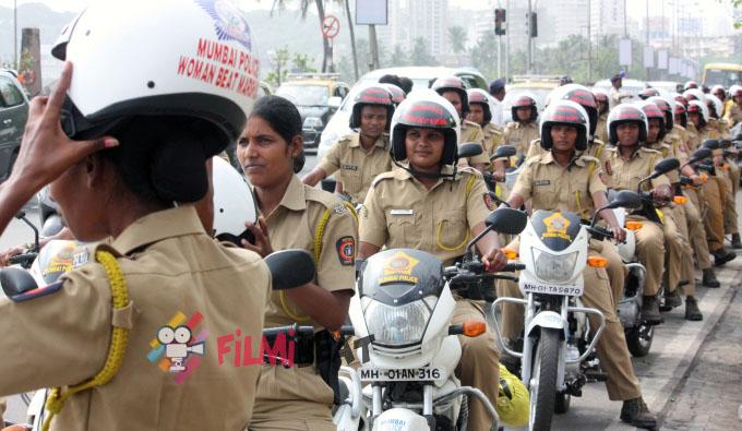 Photos Rani Mukerji launches Women Beat Marshalls Pictures Images 680x395