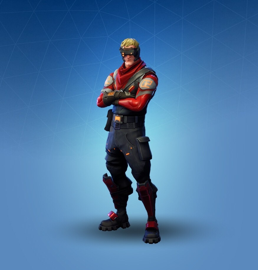 Rare Fortnite Skin Wallpaper Circuit Breaker Fortnite Skin 875x915