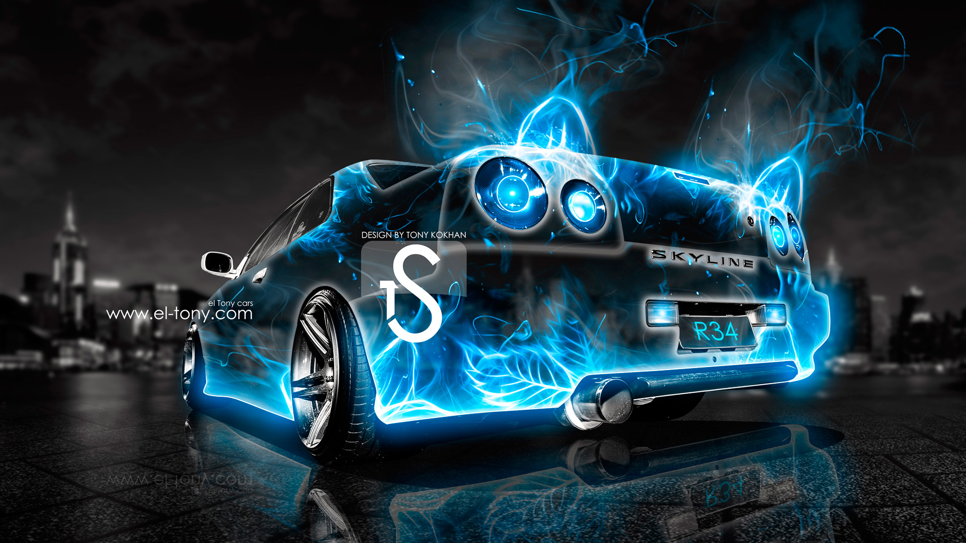 74 Skyline Car Wallpaper On Wallpapersafari