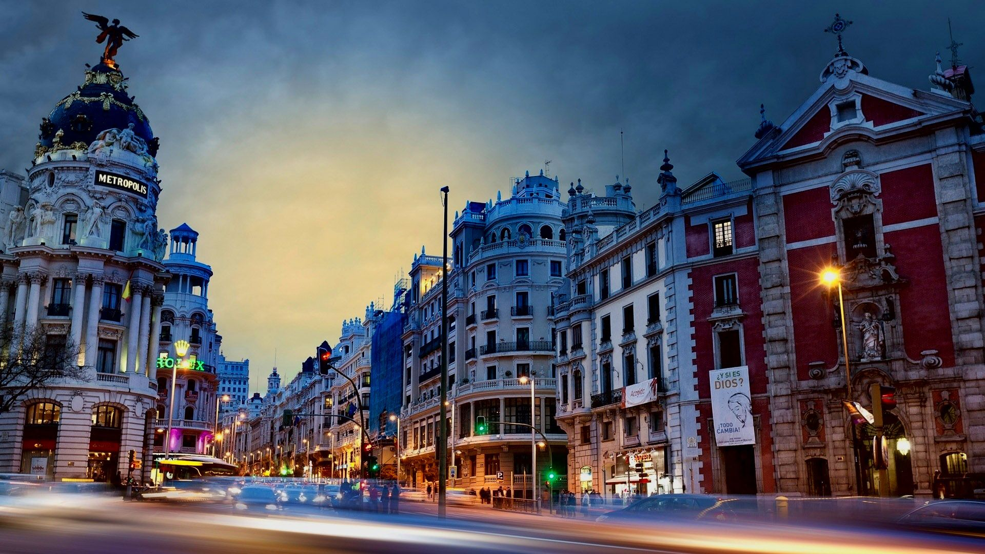 madrid spain wallpaper wallpapersafari