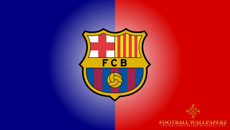 Fc Barcelona Logo Wallpaper - WallpaperSafari