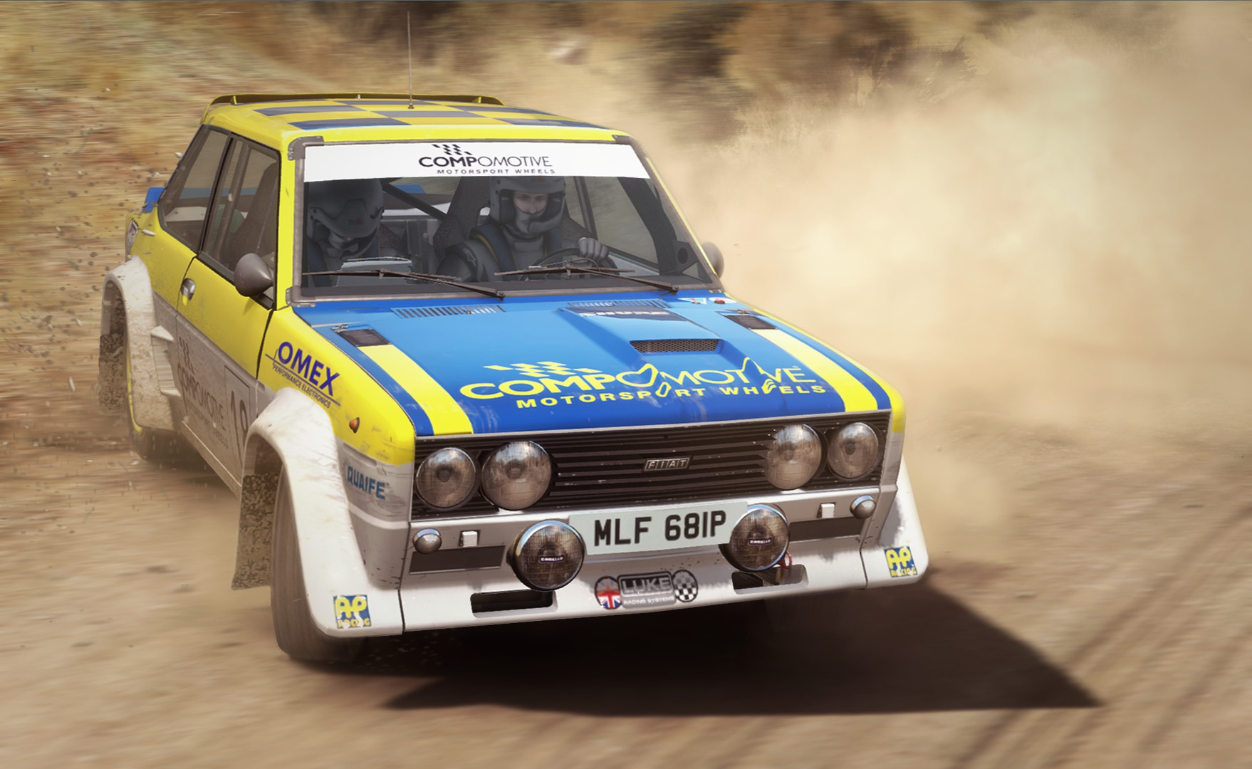 DiRT Rally   Screenshot Galerie pressakeycom 1758x1080