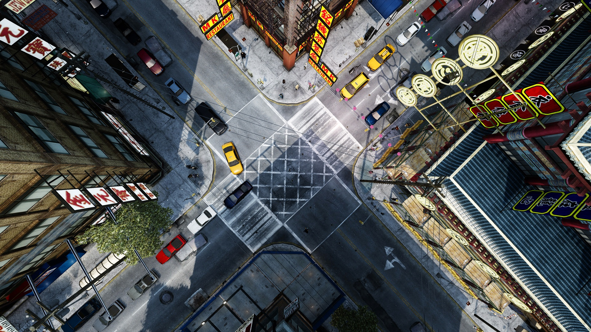 GTA IV City Wallpapers HD Wallpapers 1920x1080