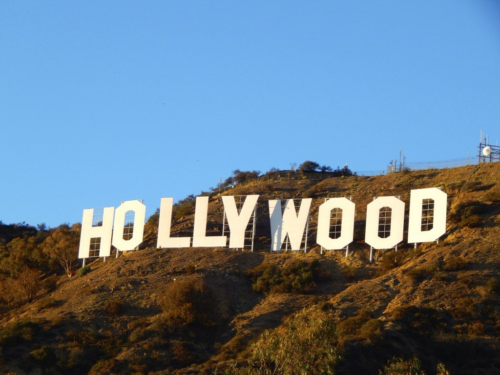 Hollywood Sign Wallpapers 1024x768