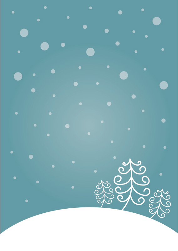Christmas winter snow poster background 568x800