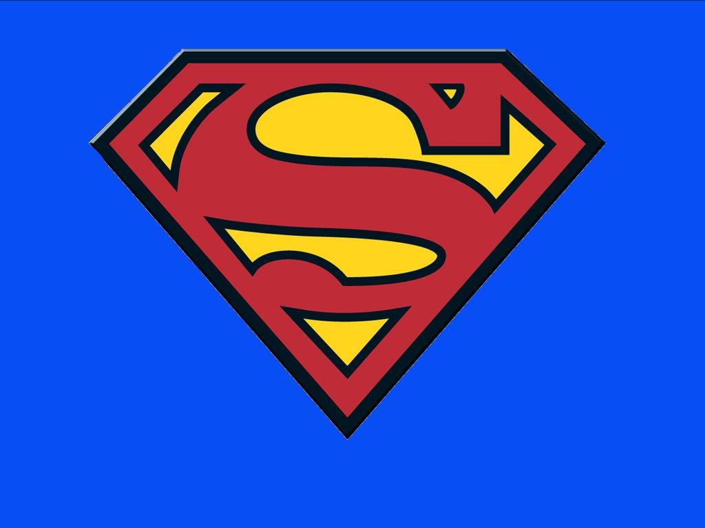 Superman Logo Wallpaper 5330 Hd Wallpapers in Logos   Imagescicom 1024x768