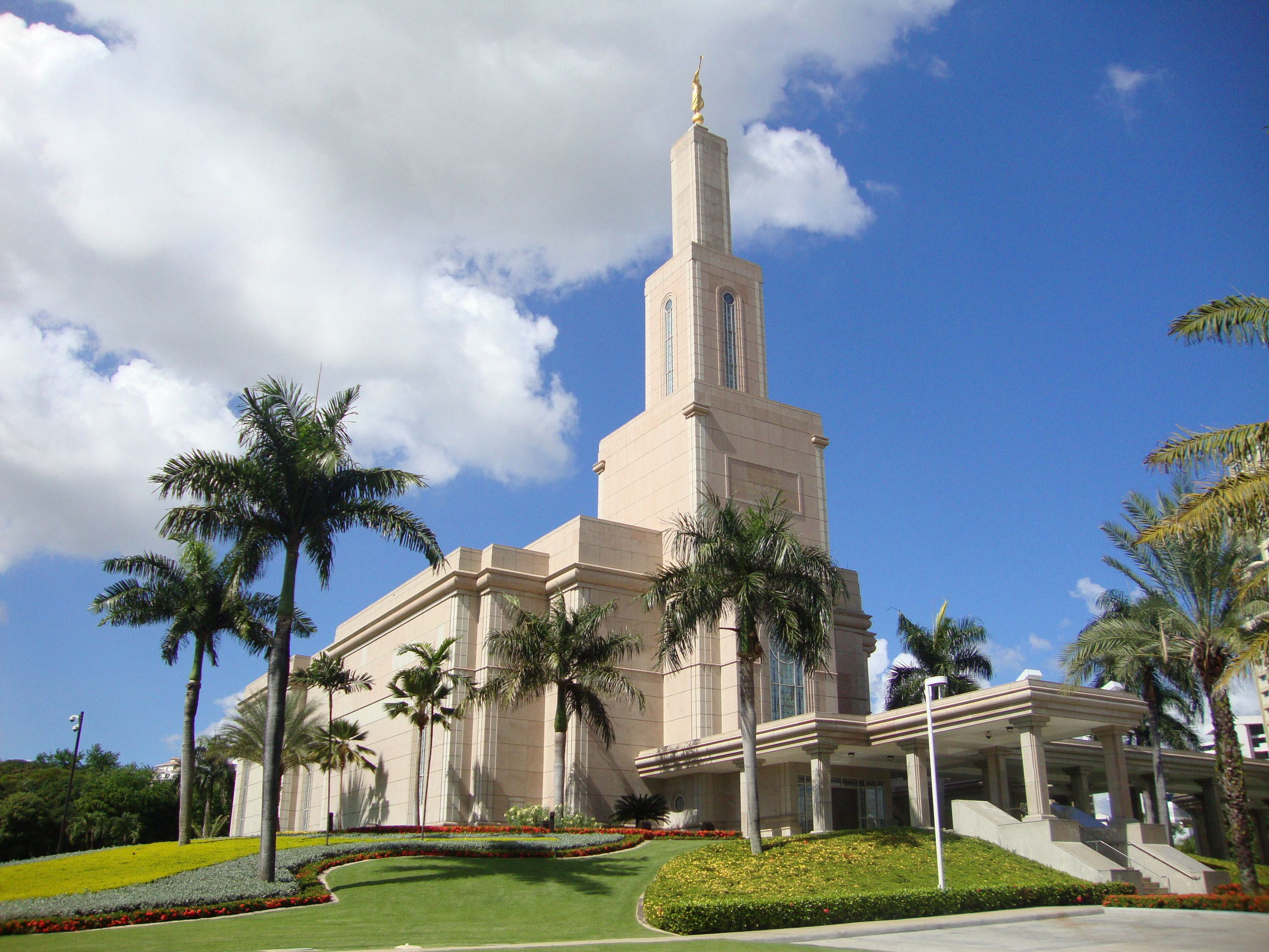 Santo Domingo Dominican Republic Temple 2133x1600