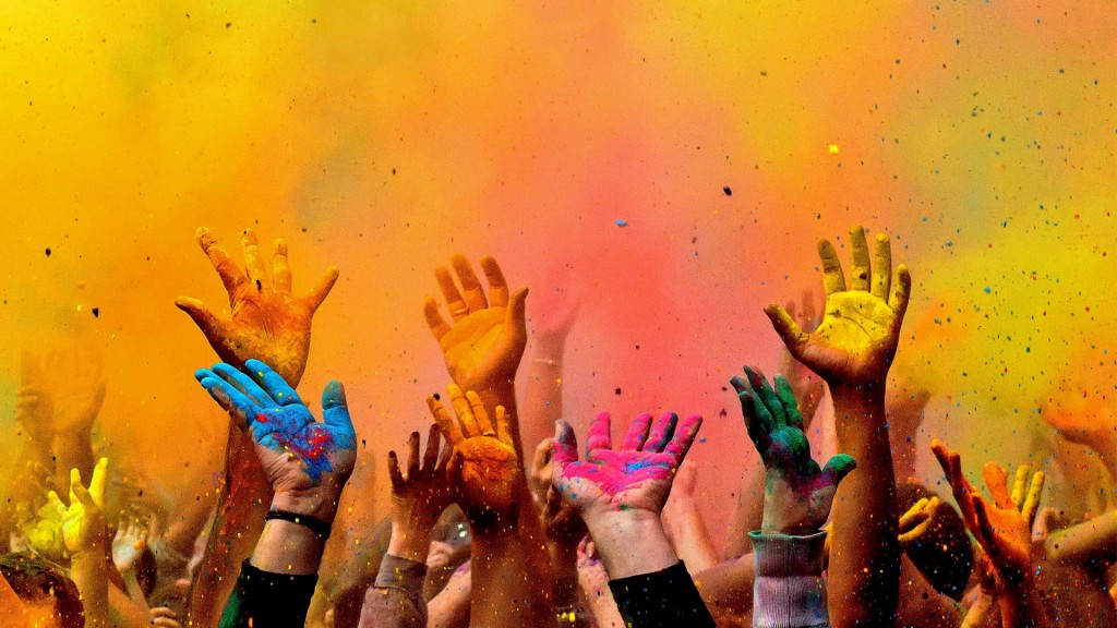 Holi Festival Wallpapers High Quality Download 1024x576