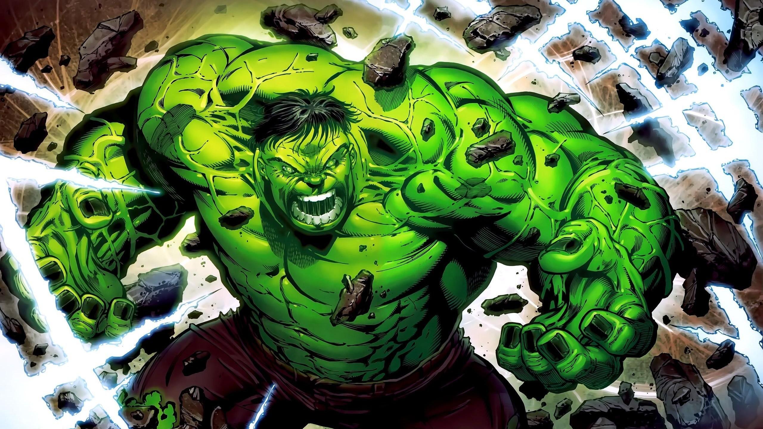 74 Hd Hulk Wallpapers on WallpaperPlay 2560x1440