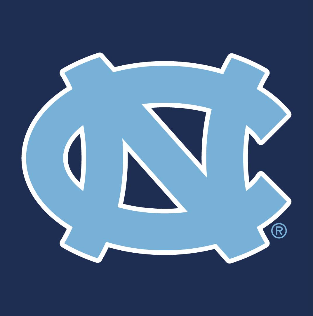 North Carolina Tar Heels Alternate Logo   NCAA Division I n r NCAA 1072x1083