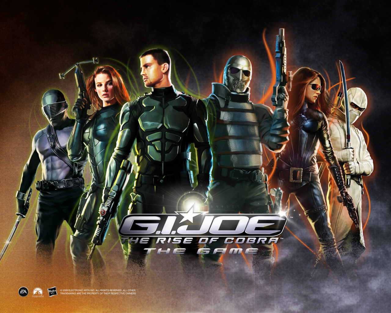 Movie Pictures Pictures of GI Joe The Rise of Cobra Movie 2009 1280x1024