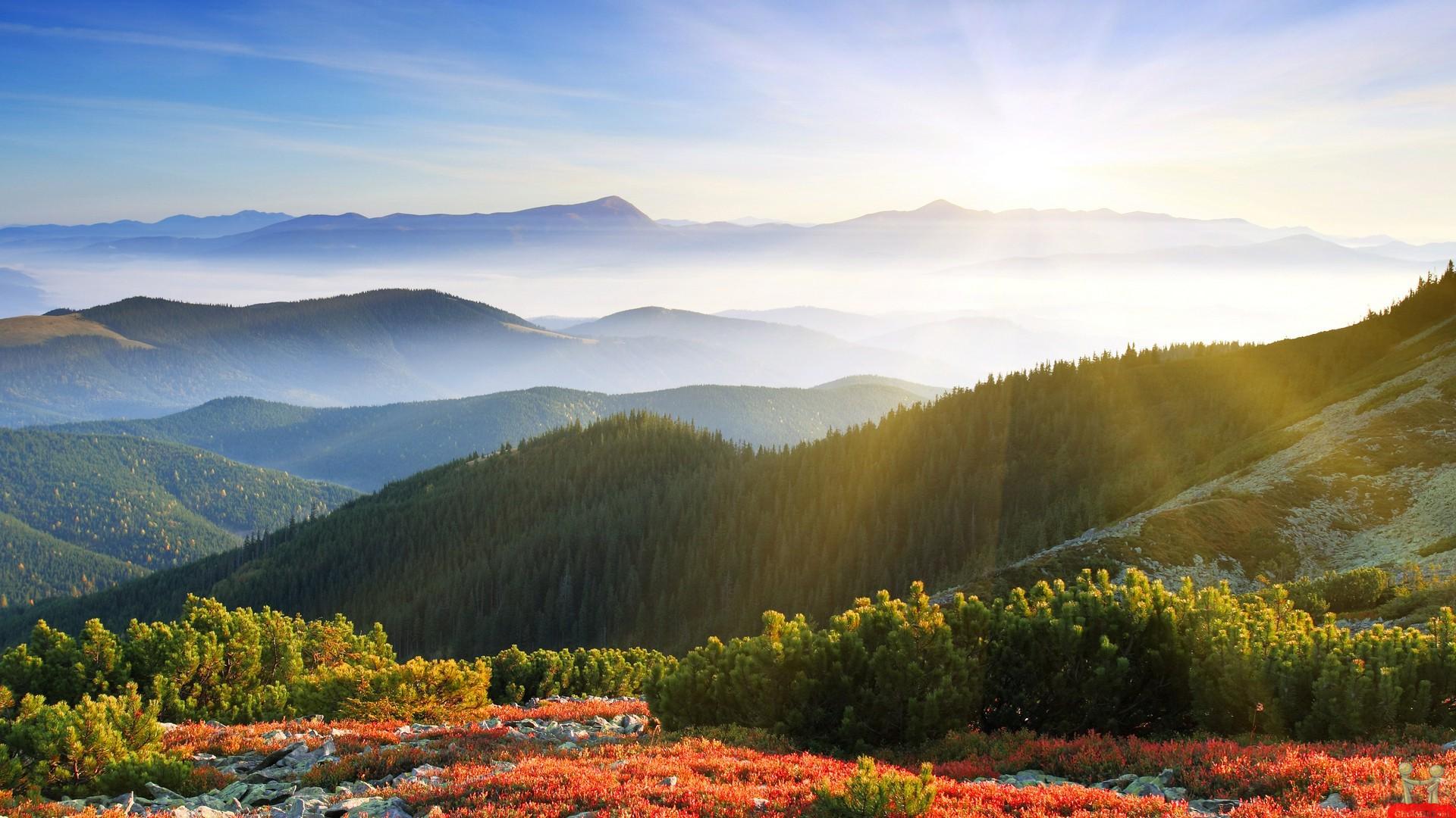 Beautiful Smoky Mountains North CarolinaTennessee   Imgur 1920x1080