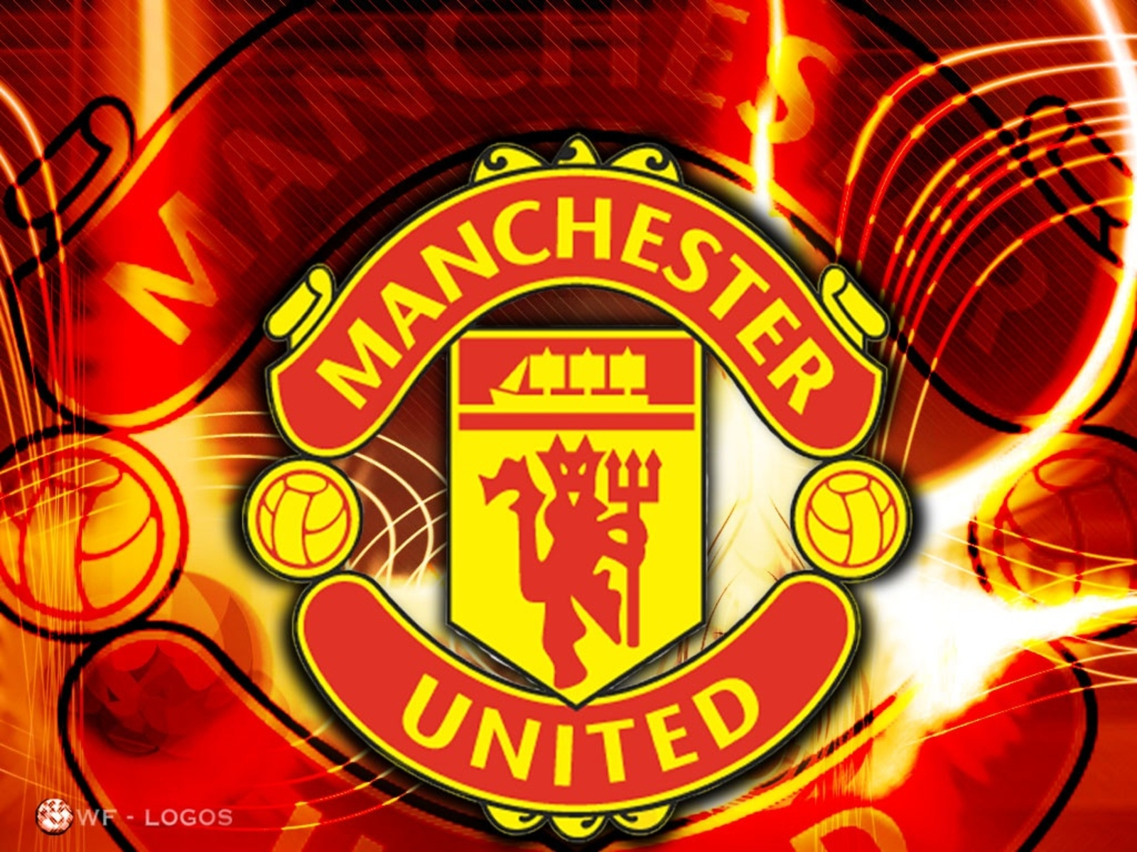 Manchester United Logo HD Wallpapers 2013 2014 1600x1200