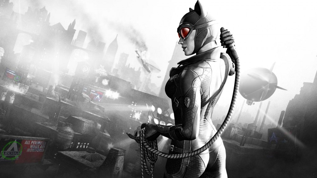 batman arkham city girl wallpaper wallpapers55com   Best Wallpapers 1020x573