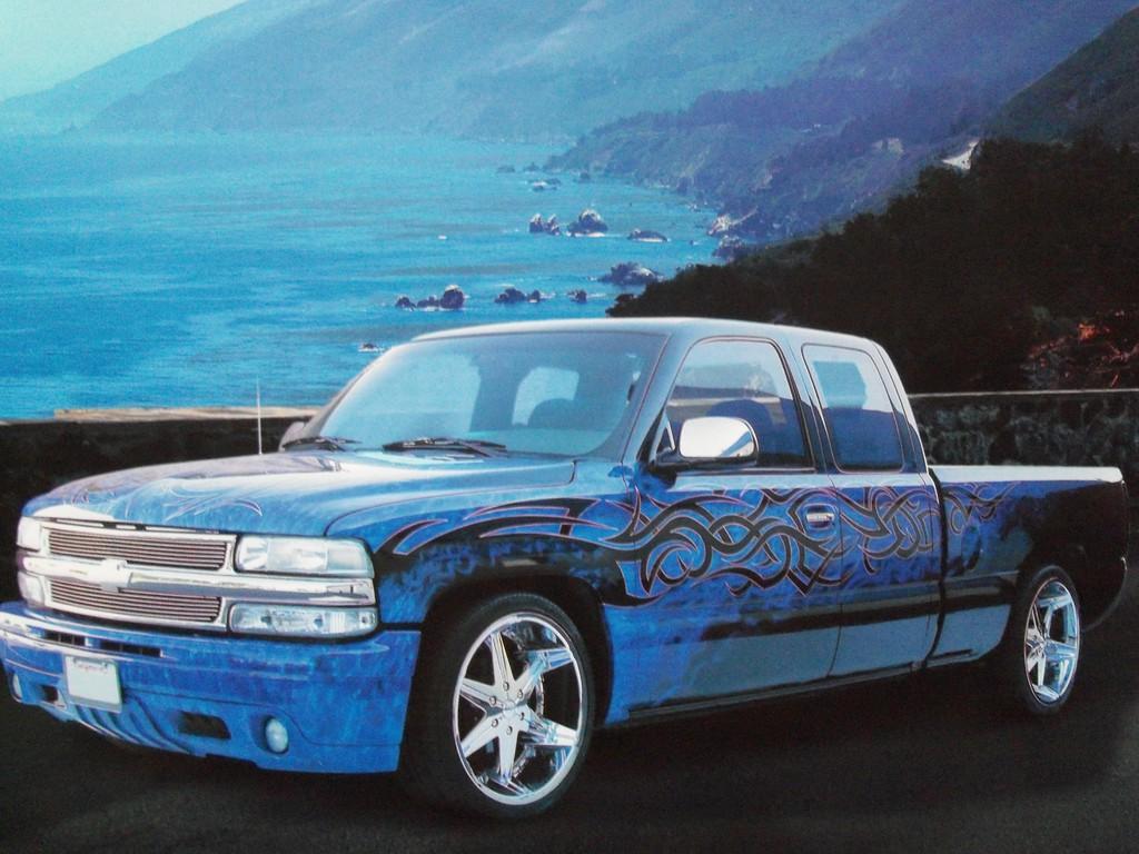 Chevy Truck Wallpaper Chevy Truck Wallpapers 4730 hd 1024x768