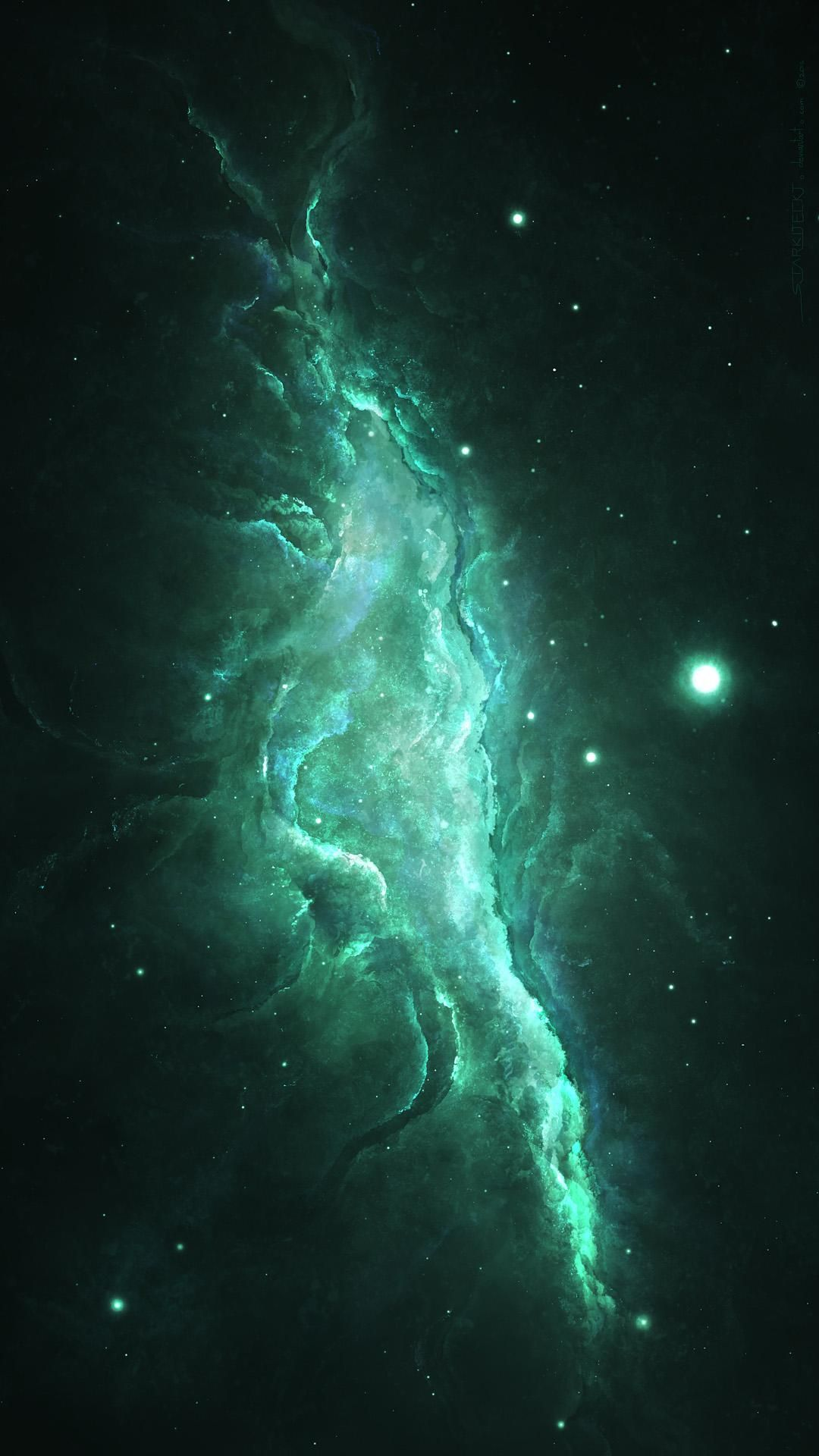 Space Void Beautiful Wallpaper Nature wallpaper Iphone 1080x1920