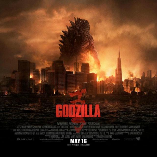 Godzilla Retina Movie Wallpaper godzilla4jpg 640x640