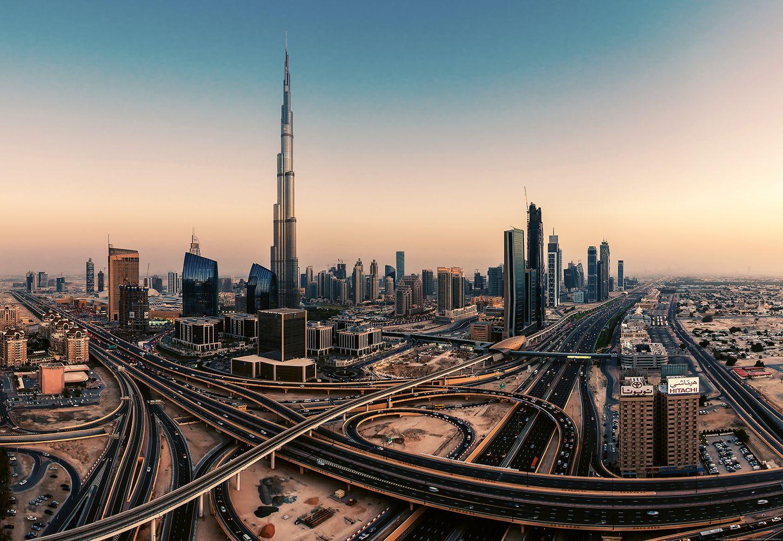 Photo wallpapers Dubai United Arab Emirates Shop online 1449x1000
