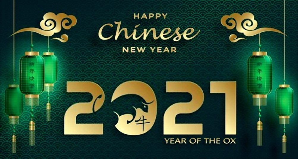 Happy Chinese New Year 2021 Images Wallpaper Happy chinese new 1003x535