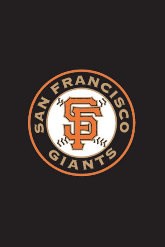 San Francisco Giants MLB iphone Android wallpaper 640x960
