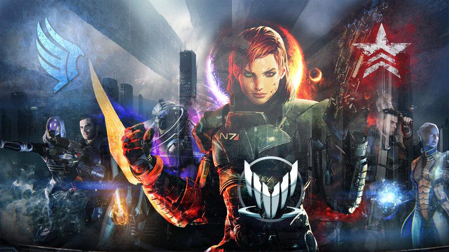 Mass Effect 3 wallpaper by zsorzset 900x506