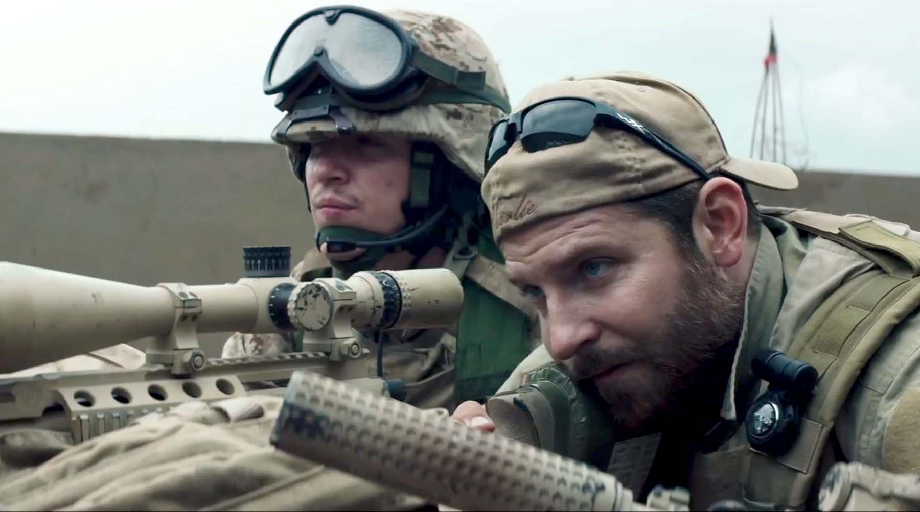 American Sniper Movie 2014 Wallpapers Stunning HD 1800x1003