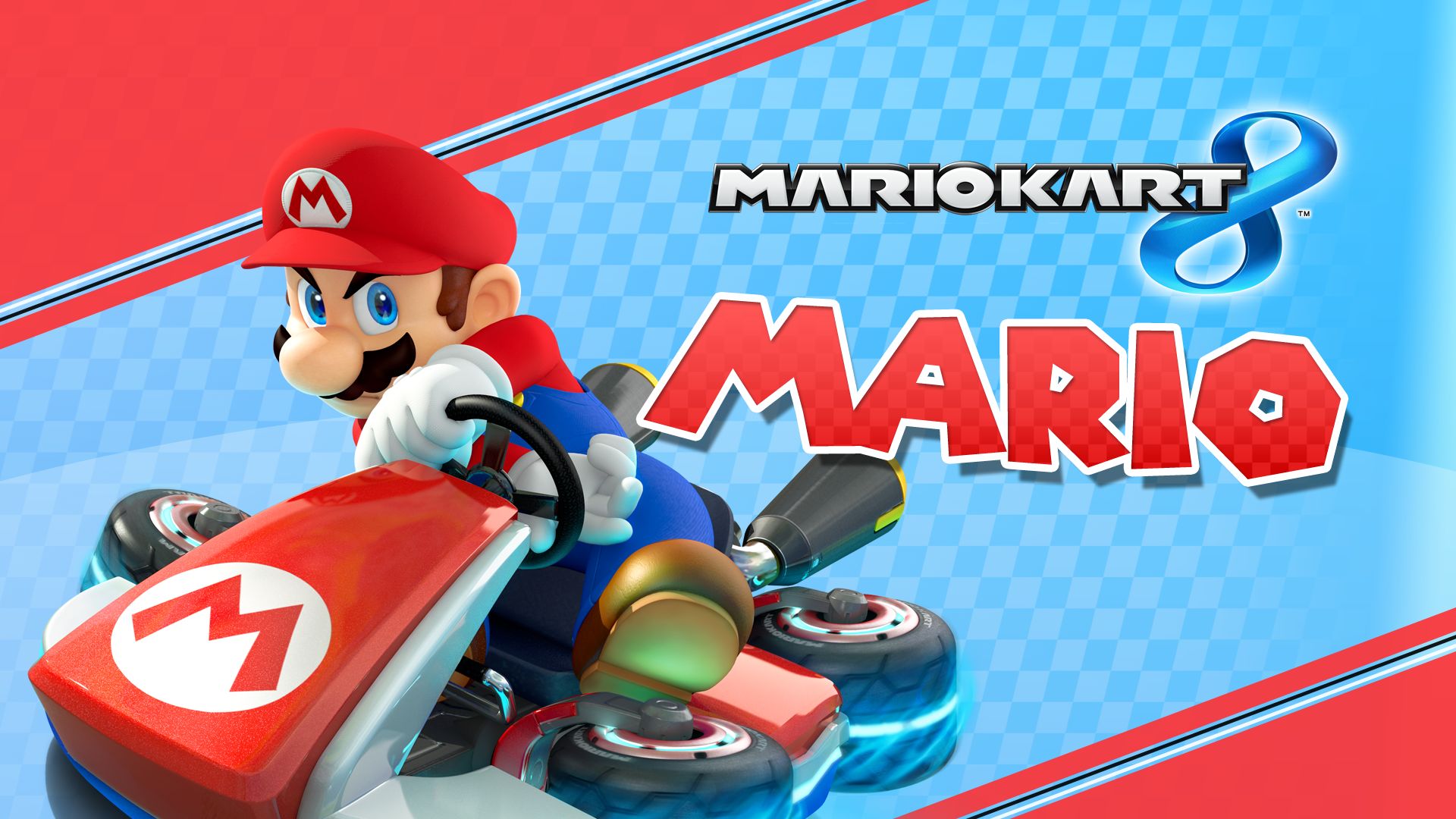 Free Download Mario 1920 X 1080 Mario Kart 8 Wallpaper By