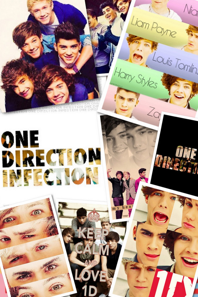 One Direction Simply beautiful iPhone wallpapers 640x960