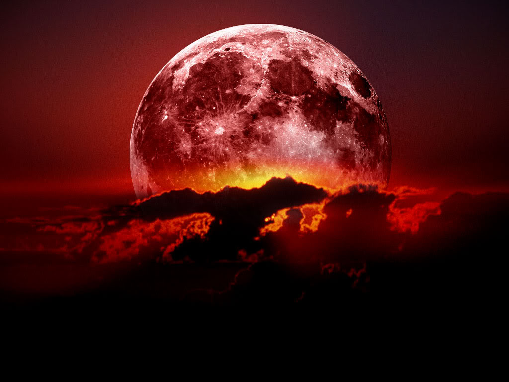 Red Moon Wallpaper 2006 Hd Wallpapers in Space   Imagescicom 1024x768
