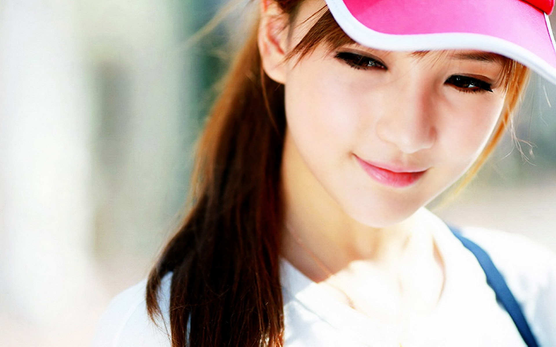 Cute Asian Girl Wallpaper HD Wallpupcom 1920x1200