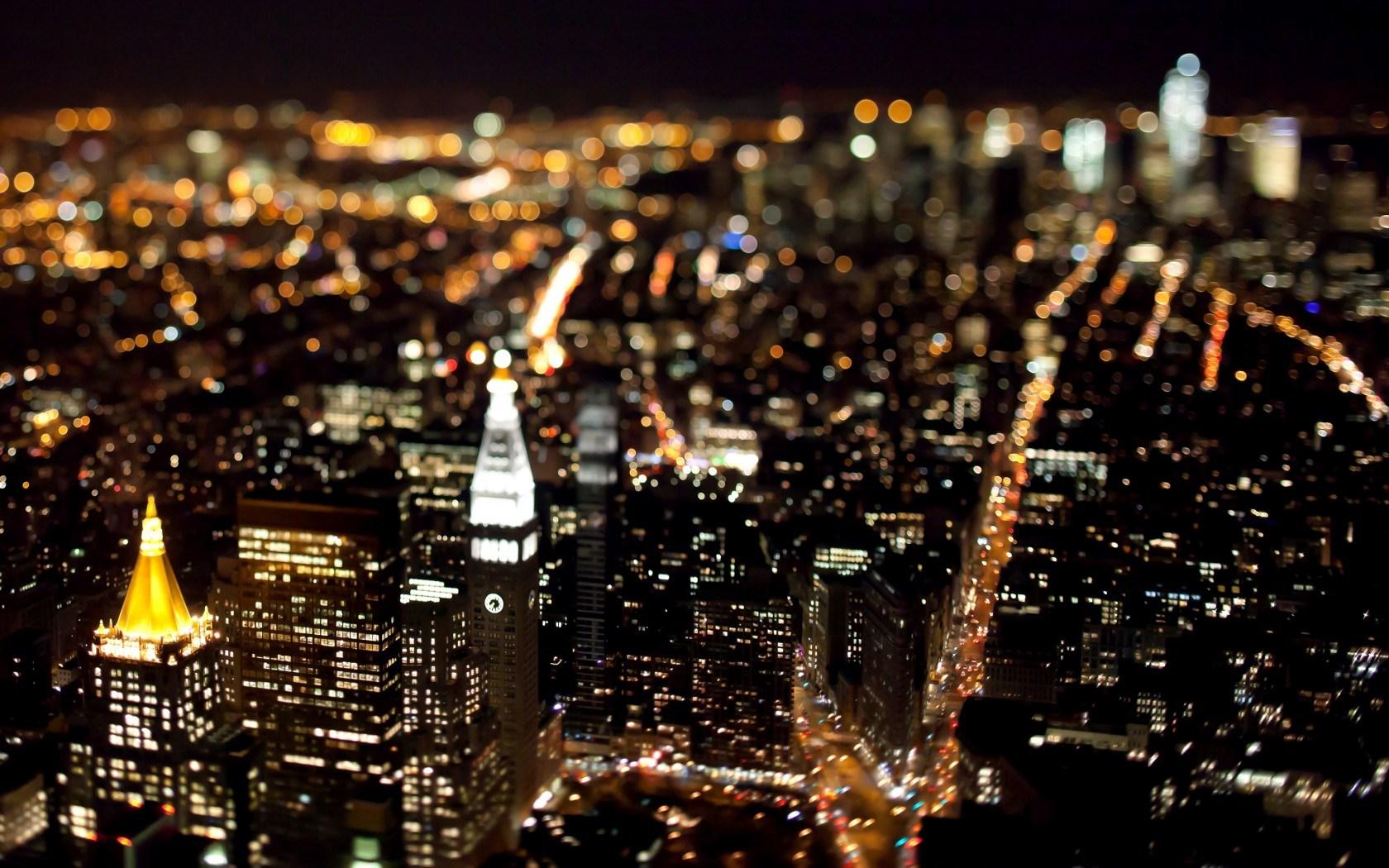 new york city at night wallpaper 1680x1050