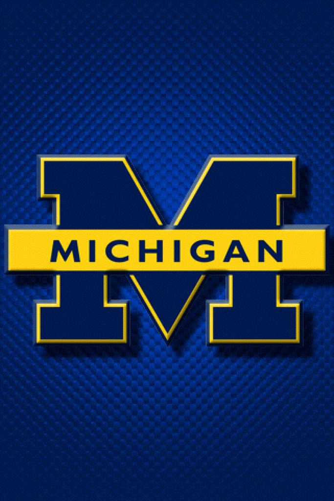 University Of Michigan Iphone Wallpaper Wallpaper Michigan 683x1024