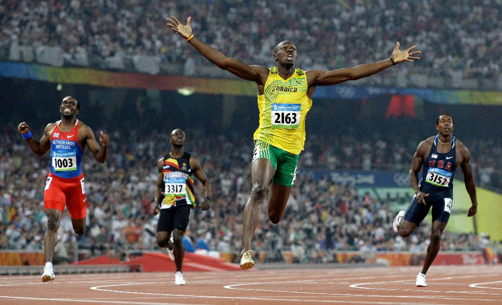 45 Usain Bolt - In Photos: The World's 100 Highest-Paid Athletes 2014 ...